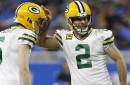 Packers re-sign Mason Crosby to three year contract extension