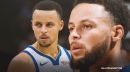 Stephen Curry fires back at critics saying he'll mess up Warriors' lottery odds by returning