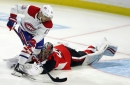Max Domi scores twice as Habs blank Sens