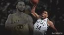 Bucks superstar Giannis Antetokounmpo breaks Stephen Curry's 30-point games record