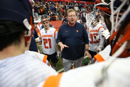 Syracuse men's lacrosse preview vs. Army