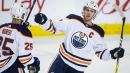 Oilers captain Connor McDavid will return to lineup vs. Kings
