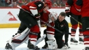 Coyotes recall Darcy Kuemper from AHL conditioning stint
