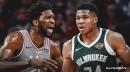 Bucks star Giannis Antetokounmpo backs Joel Embiid's 'best player in the world' claim