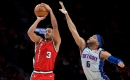Detroit Pistons can't slow down C.J. McCollum, Carmelo Anthony, lose to Blazers, 107-104