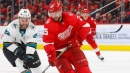 Oilers acquire Mike Green from Red Wings for Brodziak, pick