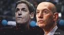 NBA waiting for Adam Silver's ruling before handing possible sanctions to Mavs' Mark Cuban