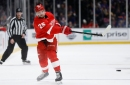 Steve Yzerman's first trade deadline deal with Detroit Red Wings? Mike Green to Oilers