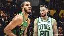 Celtics' Gordon Hayward feels bad for wasting Jayson Tatum's huge night vs. Lakers