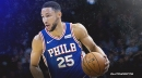 Report: Ben Simmons expected to miss time with back injury