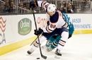Calgary Flames trade Brandon Davidson to San Jose Sharks