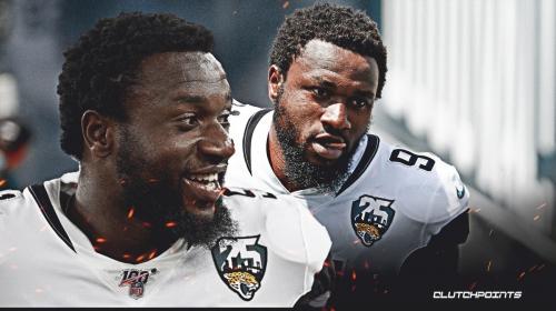 Jaguars DE Yannick Ngakoue seeking an enormous annual salary