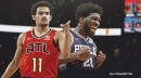 Hawks' Trae Young calls Sixers' Joel Embiid the 'best big' in the NBA