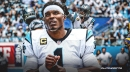 Carolina Panthers moving forward with Cam Newton as starting QB