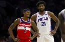 Bradley Beal and Joel Embiid are vying to be the second-best player in the Eastern Conference