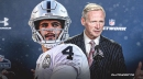 Raiders GM Mike Mayock cryptically addresses Derek Carr trade rumors