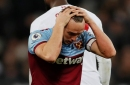 Mark Noble blames 'individual errors' for West Ham's relegation fears after more dropped points at Liverpool