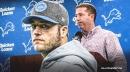 Lions QB Matthew Stafford's reaction to trade rumors, via GM Bob Quinn