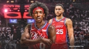 Josh Richardson issues challenge to Sixers after Ben Simmons' injury
