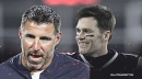 Titans coach Mike Vrabel uses one word to describe his relationship with Patriots' Tom Brady