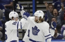 Maple Leafs rebound from humiliating loss, end Lightning's 11-game home winning streak