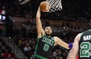 Must C's: Jaylen Brown and Jayson Tatum one-two punch in Portland