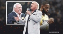 VIDEO: Ric Flair introduces LeBron James, pumps up Lakers