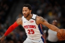 Denver Nuggets 115, Detroit Pistons 98: Photos from the game