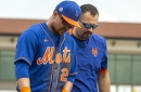 Mets have first significant injury scare in J.D. Davis