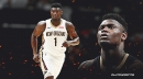 Pelicans' Zion Williamson spots hilarious difference between the NBA and college