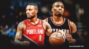 Damian Lillard travels with Blazers, to miss 'a couple more games' with groin strain
