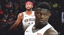 Pelicans' Zion Williamson opens up on playing with Brandon Ingram