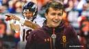 Broncos' Drew Lock has been picking Peyton Manning's brain