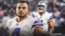 Dallas Cowboys, Dak Prescott had contract negotiations on Wednesday