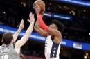 Robinson's late 3-pointer lifts Wizards past Nets 110-106
