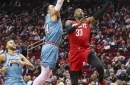 Grizzlies silenced by Rockets 140-112