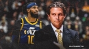 Jazz's Quin Snyder explains confusion over Mike Conley benching, lineup change