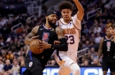 With Kelly Oubre Jr. sidelined, Phoenix Suns begin homestand with loss to Los Angeles Clippers
