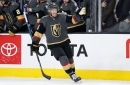 Cousins scores in Golden Knights debut as Oilers shut out in Sin City