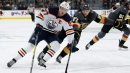 Oilers show fatigue as road trip ends with loss to Golden Knights