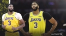 Anthony Davis claims Lakers are winning games despite not even playing their best 'at all times'