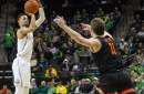 Civil War Win Places Oregon Atop the PAC, Ducks 69 - Beavers 54