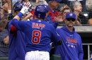 Cubs 9, Angels 4: A tale of two games