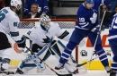 Maple Leafs at Sharks: Matthews, Marner & Co. visit SAP Center