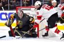 Shut Down: Robin Lehner Keeps Devils Scoreless in 3-0 Loss to Golden Knights