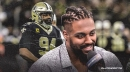 Saints' Cam Jordan to be sideline reporter for XFL game