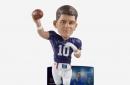Get your commemorative Eli Manning bobblehead!