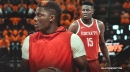 Clint Capela reveals why he played hurt with Rockets