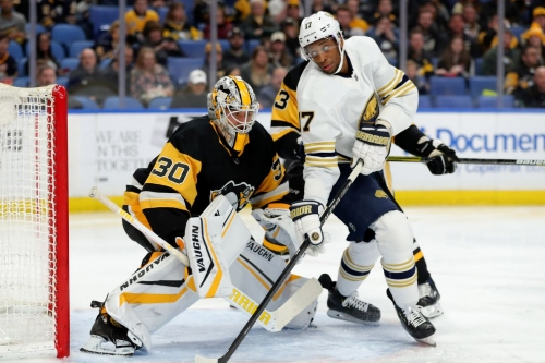 Penguins/Sabres Recap: Murray shines, Hornqvist scores twice as Pittsburgh downs Buffalo 4-2