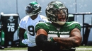 Jets rookie DT Quinnen Williams arrested at New York airport